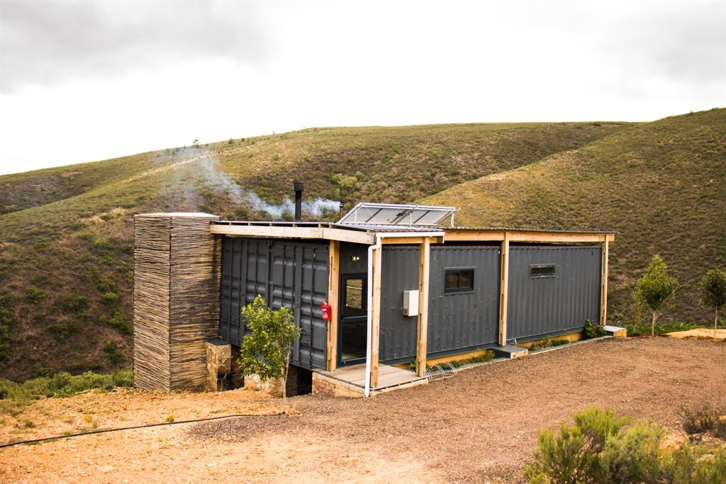 Photo supplied by Copia Eco Cabins.