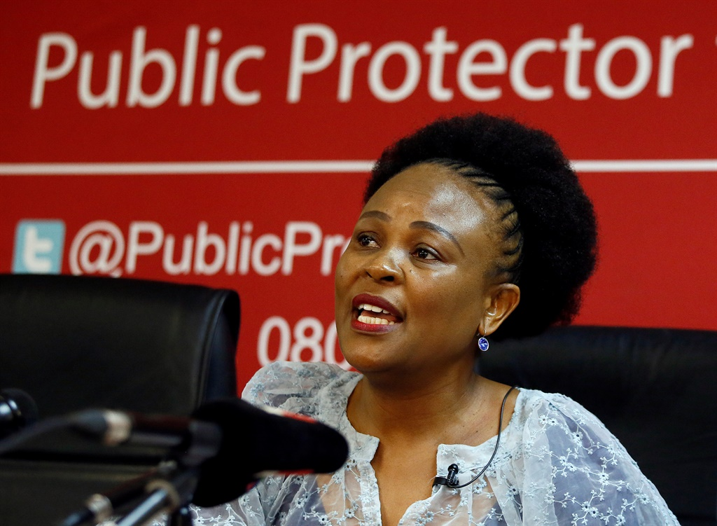 Public Protector: Ramaphosa violated the Constitution of South Africa