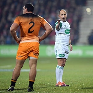 Jaco Peyper (Getty Images)