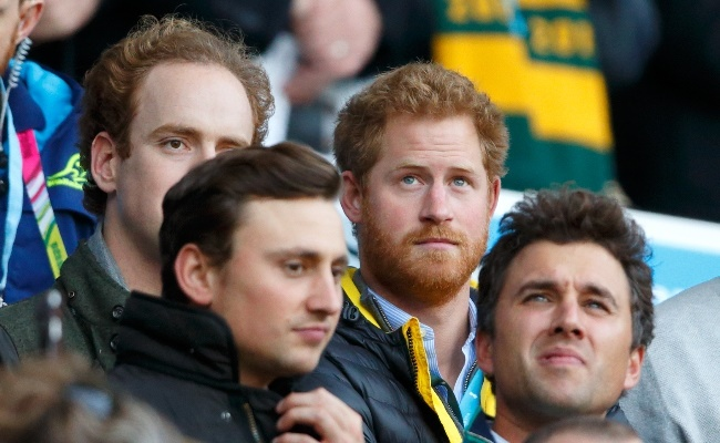 Prince Harry and _Skippy