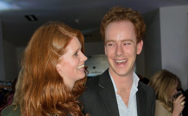 Skippy_ and his wife Laura Huges
