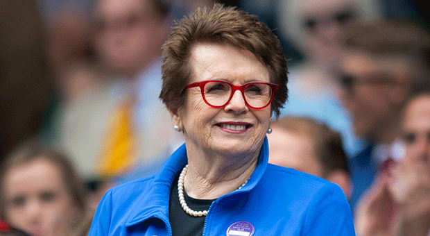 Billie Jean King (Getty Images)