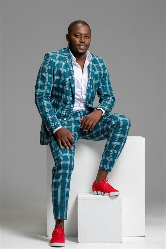 A sneaker head on a mission | Theo Baloyi came acr