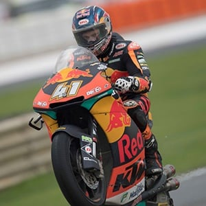 Sport24.co.za | Another win for SA's Binder as he claims Moto2 victory in Valencia