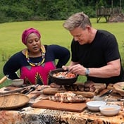 We meet Gordon Ramsay in South Africa