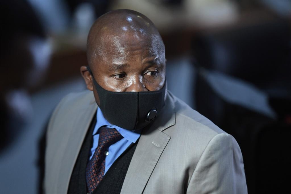 Des van Rooyen testify for Zondo