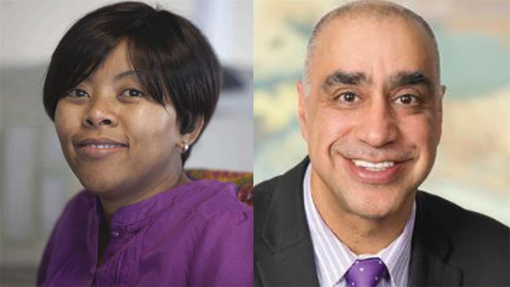 Newly appointed reserve bank deputy governors Nomf
