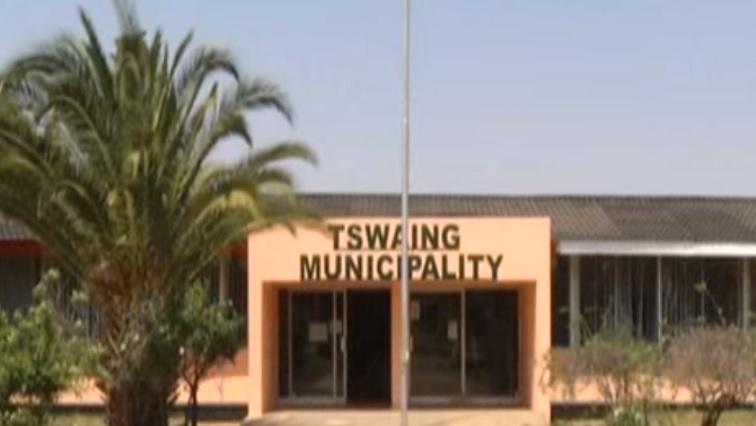Tswaing-munisipaliteit