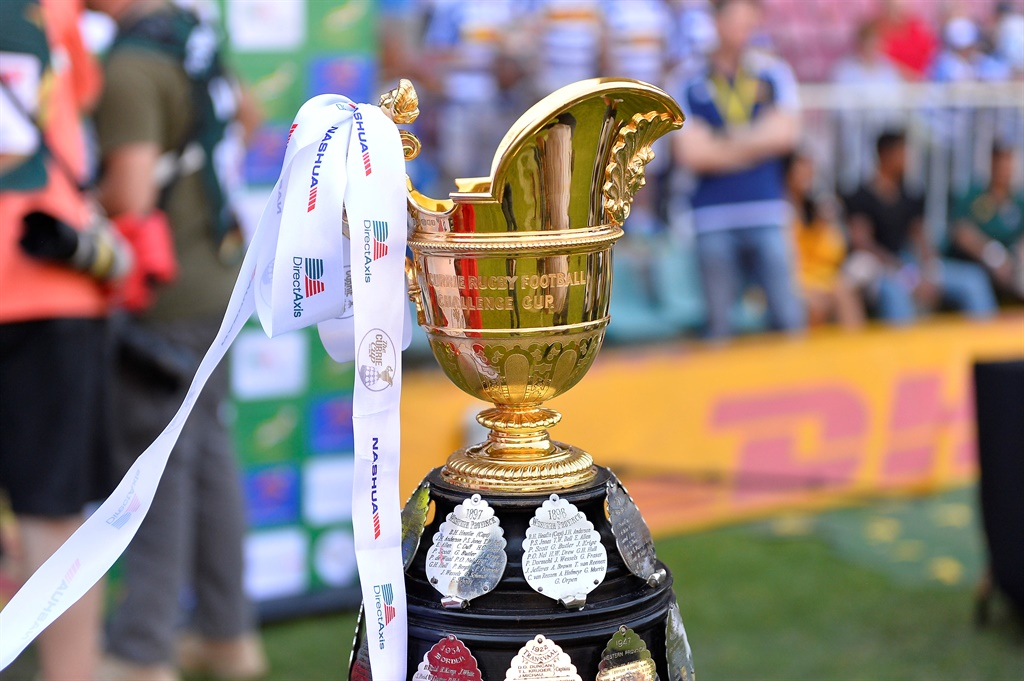 The Currie Cup has been postponed. Picture: File