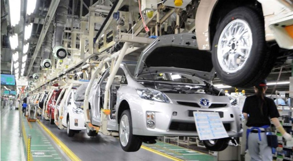 SA manufacturing output in April crashed 49.4%.