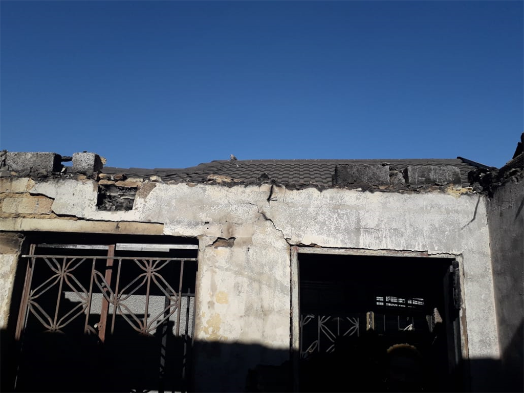 Soweto residents say incidents like this in which a house was damaged by a fire could have been prevented if Eskom had not turned off the lights.