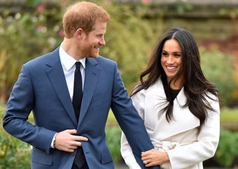 First impressions: Prince Harry 'almost froze' when he met Meghan Markle