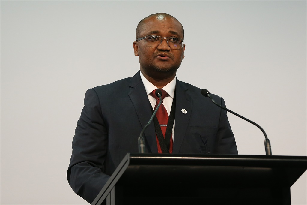 Director-general Alec Moemi told City Press that, as the accounting officer, he personally verified that all procurement processes were in compliance with the required legal prescripts. Picture:  Fiona Goodall/Getty Images for NZOC