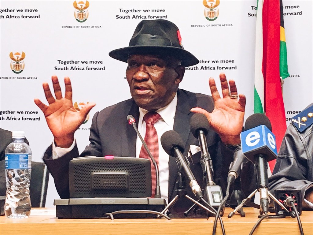 News24.com | Where is the Senzo Meyiwa murder docket? Don't ask Police Minister Cele...