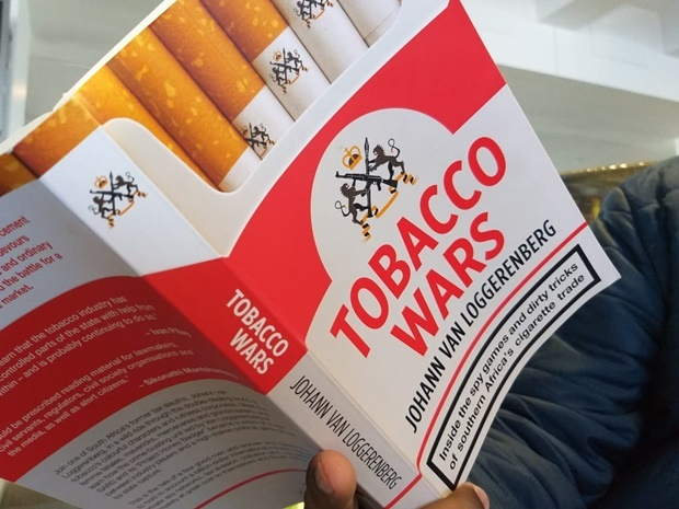 Tobacco Wars, written by former SARS executive Joh