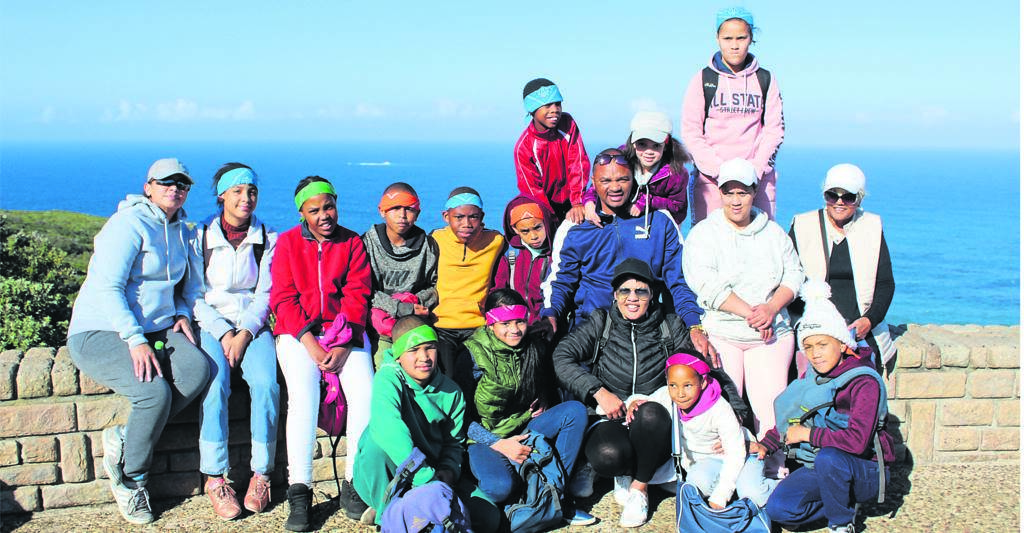 Children from Retreat who attend the Rise Up initiative programmes are treated to a tour of Cape Point and Cape of Good Hope. PHOTO: Racine edwardes