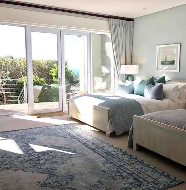 Tintswalo Boulders is a lux stay in False Bay, tha