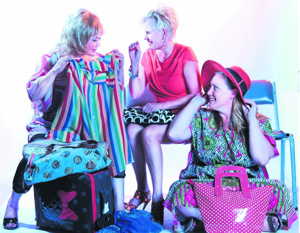 Well-known artists, Margit Meyer-Rödenbeck, Lizz Meiring and Nicole Holm, will be performing at the PE Opera House tomorrow, July 18. They form part of a national initiative, OPTOG!, that wants to make drama and music productions more accessible for all South Africans. 3 Susters will be on stage at the PE Opera House at 19:30. Tickets from R160 are available online at www.itickets.co.za. For more info go to www.optog.co.za.      photo:SUPPLIED