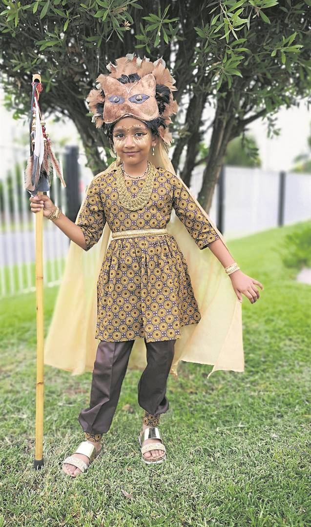 Kritika for the 'Lion King'.PHOTO: supplied