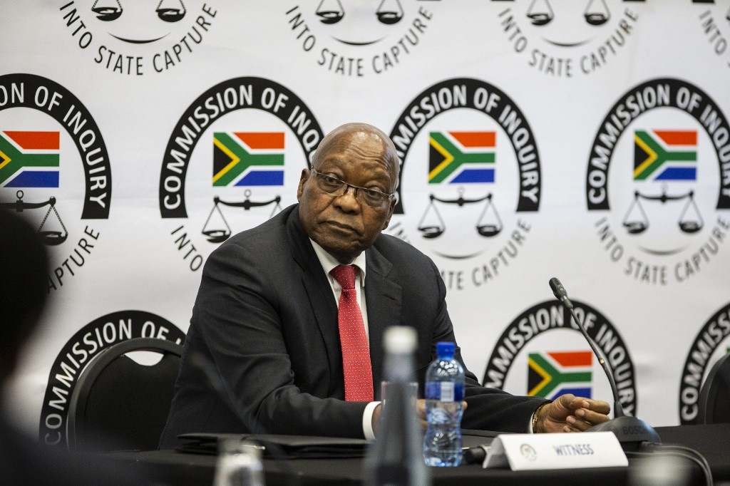 I did not consult the Gupta family before any Cabinet reshuffle