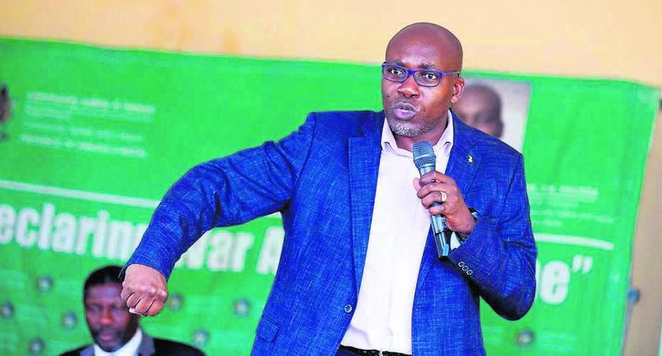 eThekwini mayor-elect, Mxolisi Kaunda. (File)