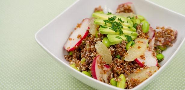 recipe, salad, avocado, quinoa,light meals