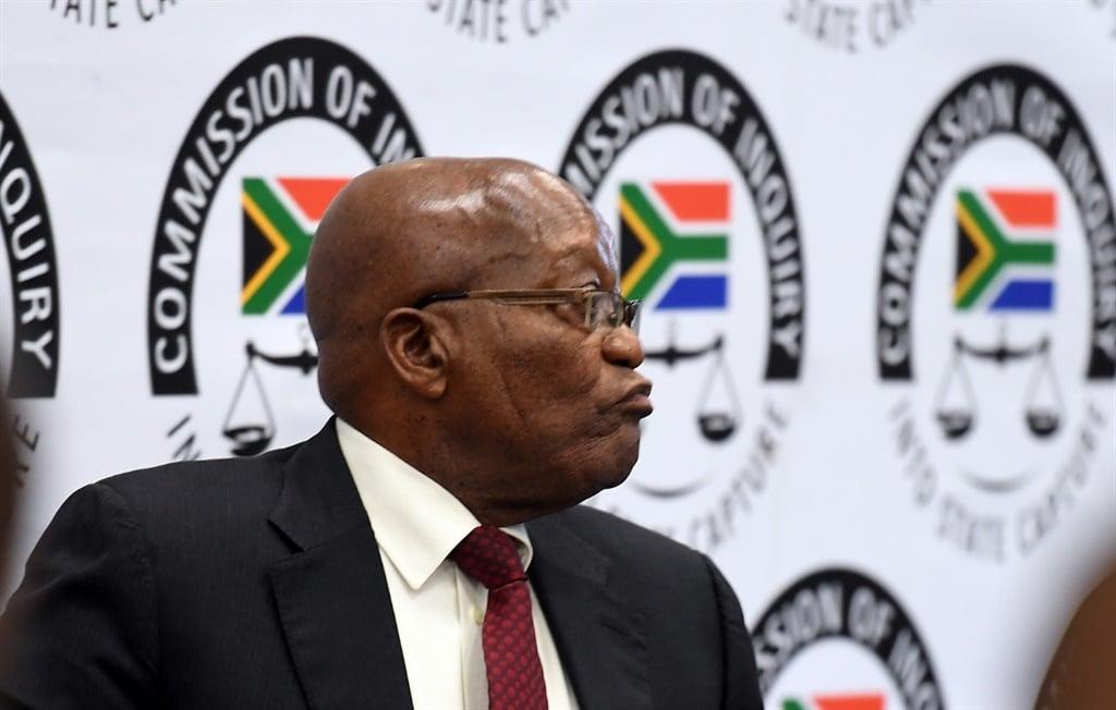 Jacob Zuma. Picture: Netwerk24