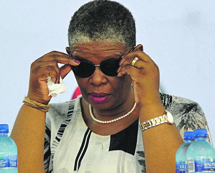 Waarom Zandile Gumede uiteindelik uit sy amp onthef is - News24