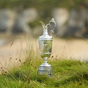 Claret Jug (Getty Images)