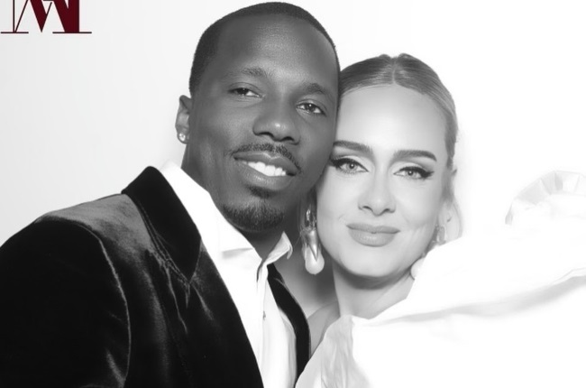 Rumors have been swirling for months about the status of Adele and Rich Paul's relationship status, but now she is making it official on her Instagram account. (PHOTO: Instagram / @adele)