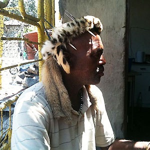 traditional healer, inyanga,