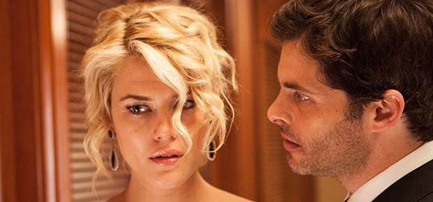 James Marsden and Rachael Taylor in The Loft . (Ster Kinekor)