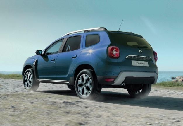 Renault Duster Techroad. Image: Quickpic