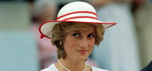 Channel24.co.za | Hierdie vuil verjaardagkaartjie wat aan haar rekenmeester gestuur is, bewys prinses Diana se stout humor