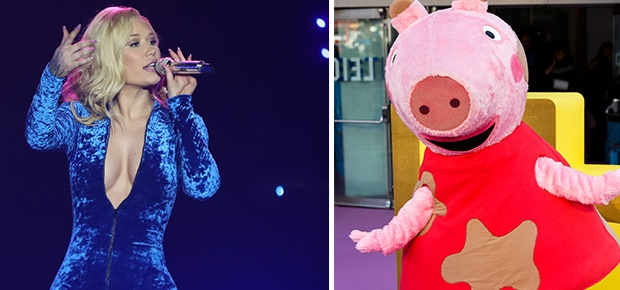 Iggy Azalea I Felt Scared Of Peppa Pig Channel24