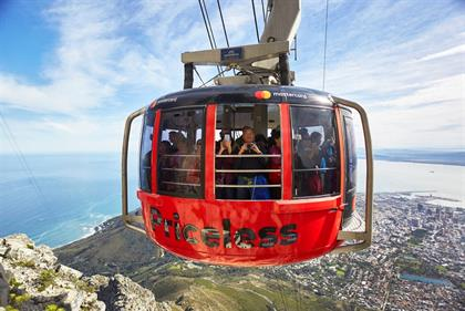 Table Mountain cable car opens soon - and if you had a birthday during  lockdown you can claim a free ride