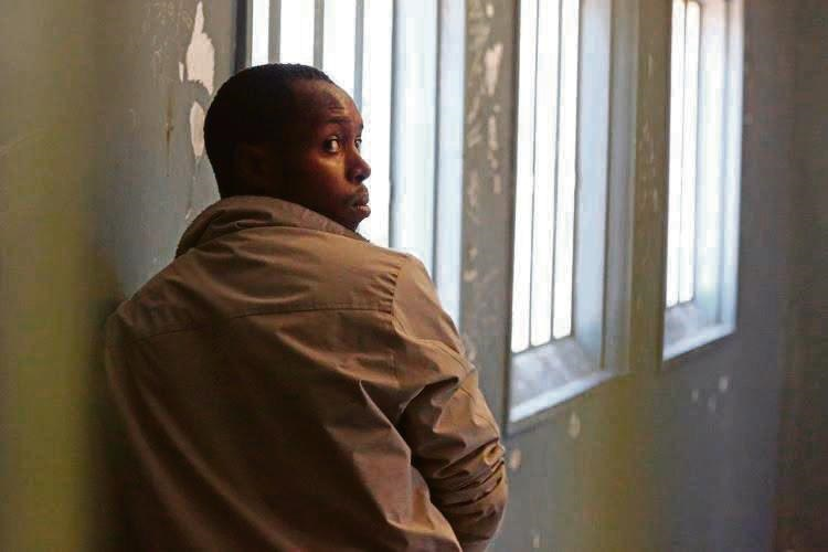 Self-confessed serial killer Thabiso Mndawe in court this week. Picture: Thapelo Morebudi / Sunday Times