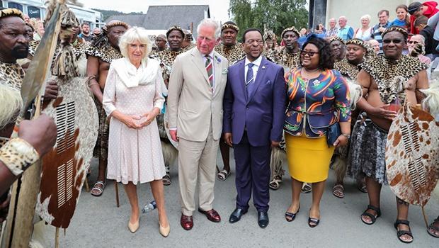 Prince Charles, The Duchess of Cornwall, King Good
