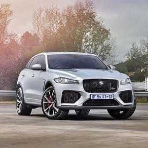 jaguar pace new car