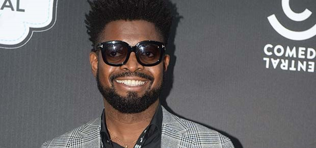 Comedian Basketmouth will host a show on Showmax!