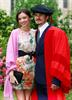 27 years later, Miranda married her long-time lover, actor Orlando Bloom.