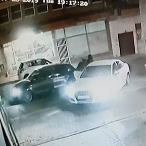 Police in Johannesburg are on the hunt for three suspects who were involved in a hijacking and armed robbery on Tuesday evening.