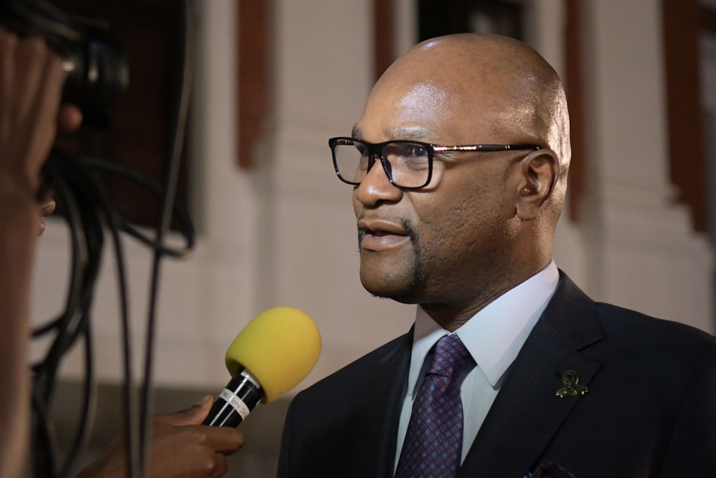Minister of Sports, Arts and Culture Nathi Mthethwa  (Photo: Getty Images)