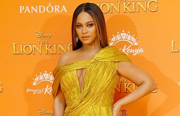 Beyoncé Knowles-Carter attends the European Premiere of 'The Lion King.' (Getty Images)