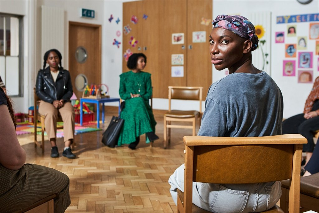 With I May Destroy you, Michaela Coel confronts trauma as a way of transforming it. (Photo: Supplied)