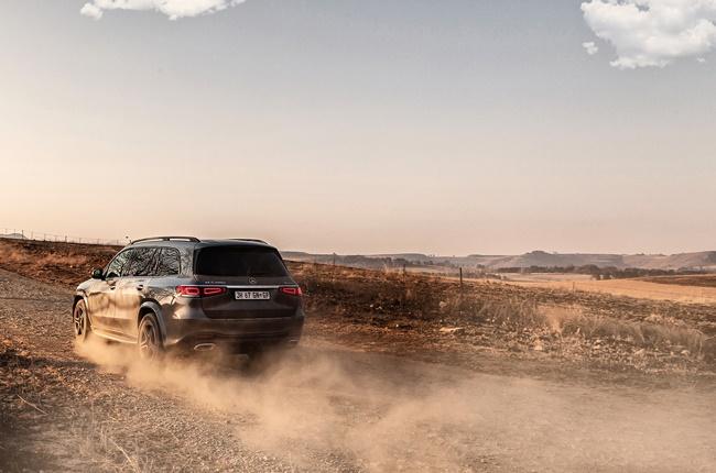 Mercedes-Benz GLS,nelson mandela,madiba