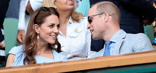 Kate Middleton and Prince William (Photo: Getty Images)