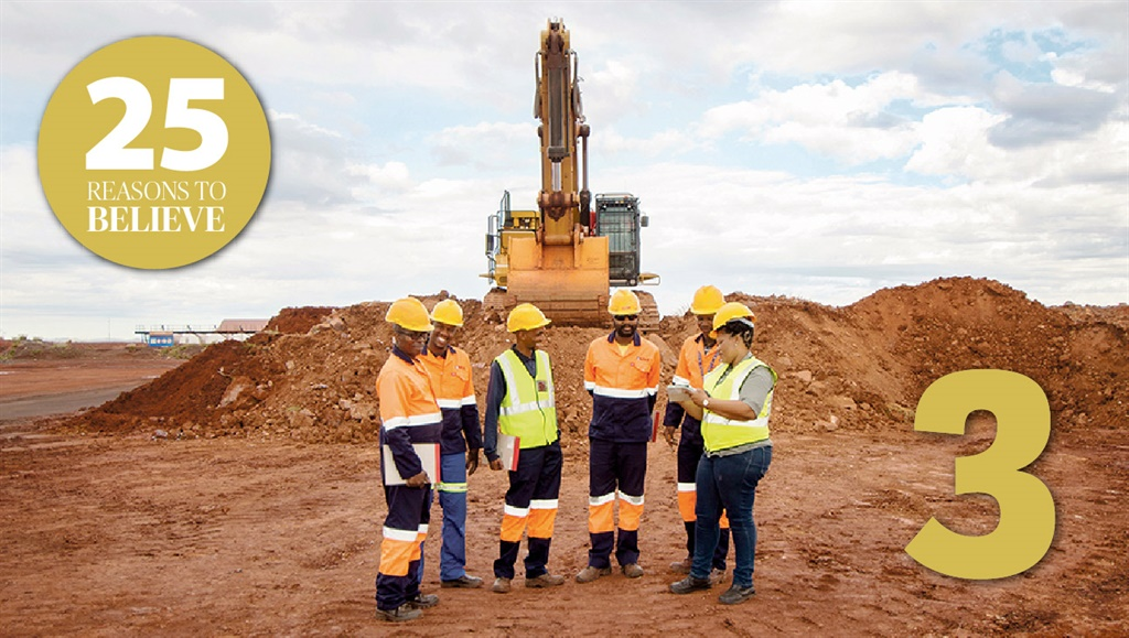 Anglo American Zimele has supported 2 300 SMMEs in