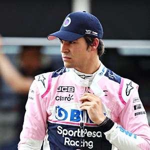 Lance Stroll (Getty Images)