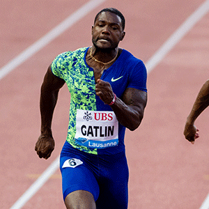 Justin Gatlin (Getty Images)